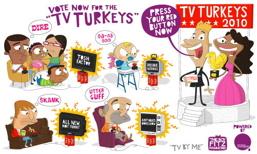 TV Turkeys 2010